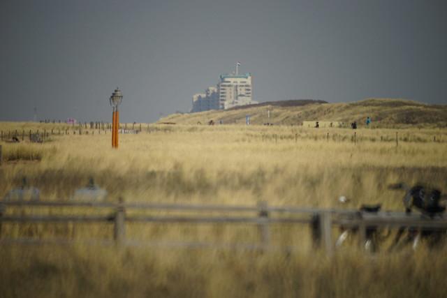 View on Noordwijk