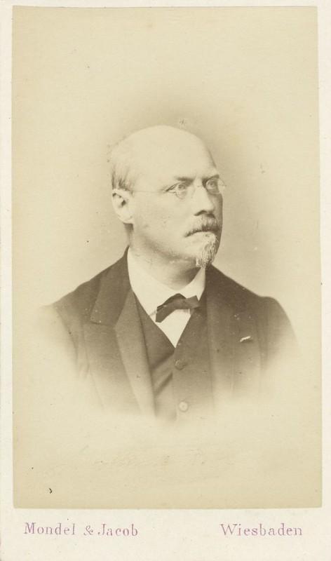 Joseph Joachim Raff portrait