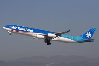 Air Tahiti Nui A340-300   by SANspotter