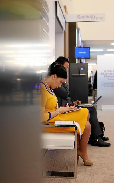 World Economic Forum 2014: Impression
