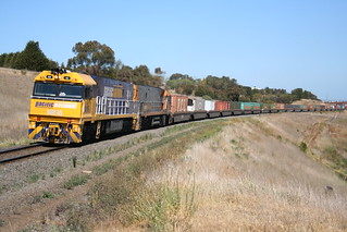 PN NR 16 and 97 both GE Cv40-9i @ Moorabool Vic | by Kingmoor Fitter