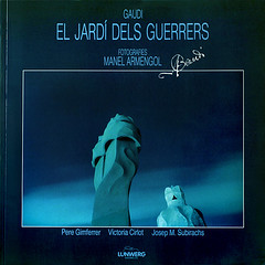 EL JARDÍ DELS GUERRERS by MANEL ARMENGOL, LUNWERG EDITORES 1987 by Manel Armengol / Files