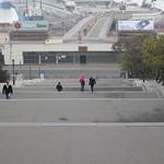 Odessa - Les escaliers Potemkin