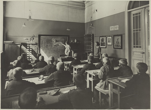 Art teacher training | by Aalto University Library and Archive Commons