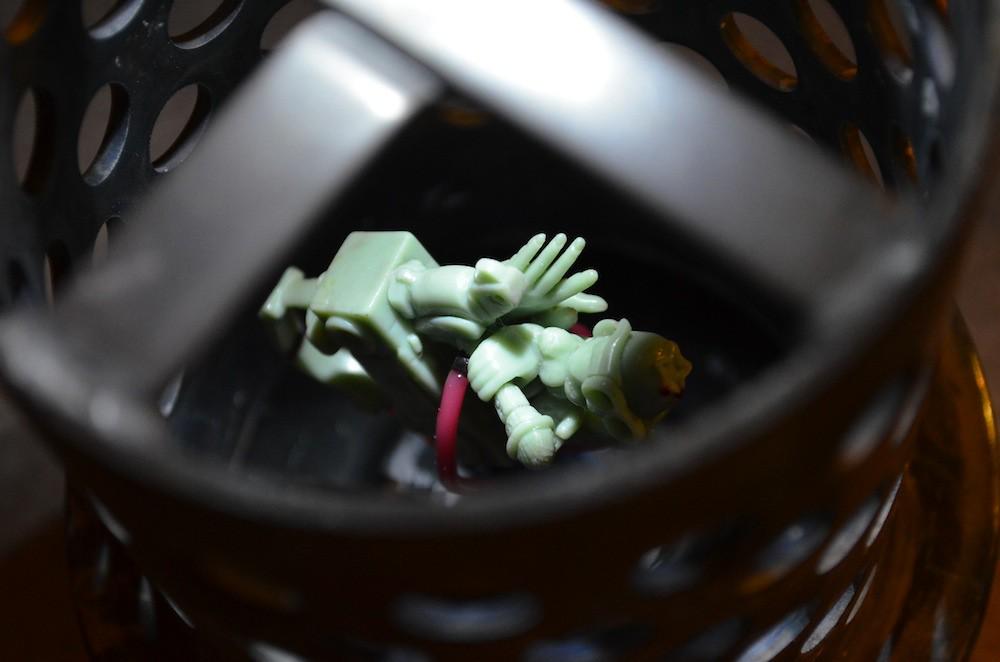 Rebecca Rose Sculpture Ring Art Jewelry Sculpturings Soaring 18