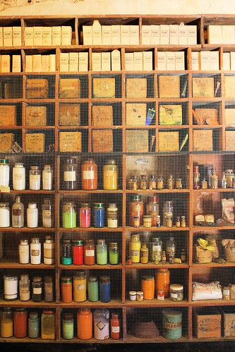 Supplies on the shelf_8118 | by FeistyTortilla