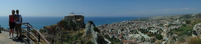 Panoramica Coppia - Roccella Jonica ( Rc )