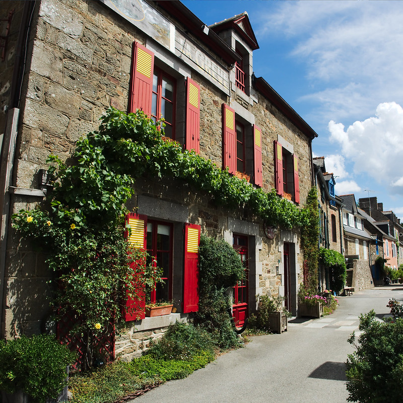 Saint-Suliac - Bretagne