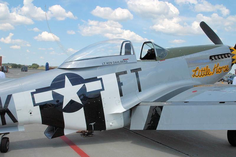 P-51 JANIE Mustang (5)