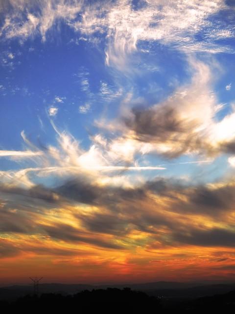 Southern California Sky