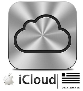 US Airways and iCloud | by curiouseth