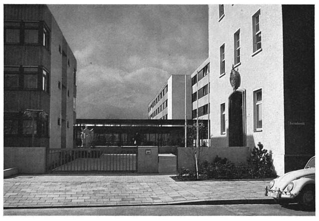 Salesianum in München, Au Haidhausen, 1975
