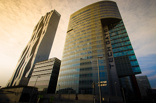 DC Tower and Tech Gate Vienna | by NoDurians