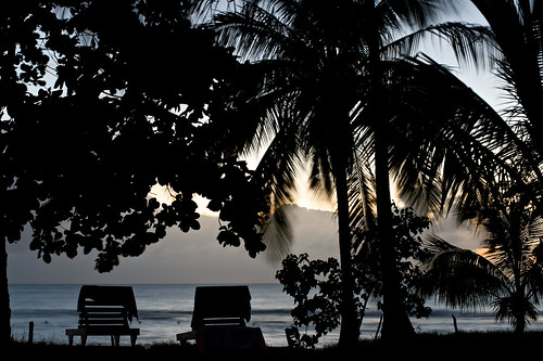 sunset beach jamaica treasurebeach afnikkor50mmf14d