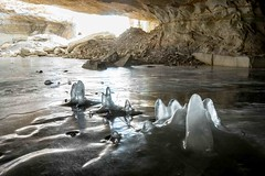 Freedlyville Ice Quarry - Dorset, VT - 2014, Mar - 04.jpg by sebastien.barre