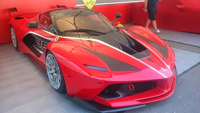 Ferrari FXX, Goodwood Festival of Speed