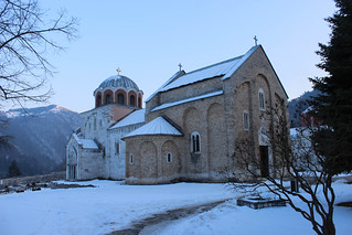 Studenica Monastery, southern Serbia | by Timon91