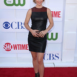 A.J. COOK at Showtime TCA Party