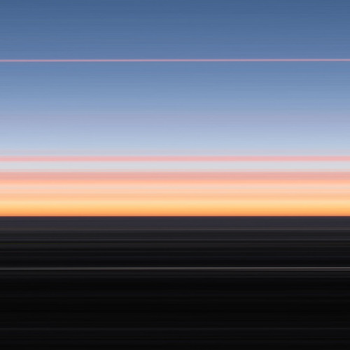 las vegas usa abstract lines sunrise movement dna icm linear