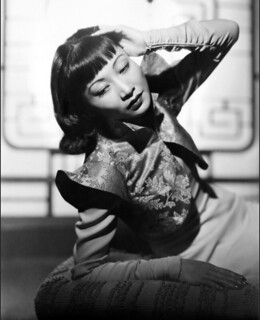 """Anna May Wong in """"Daughter of the Dragon"""" (Paramount, 1931 ..."""