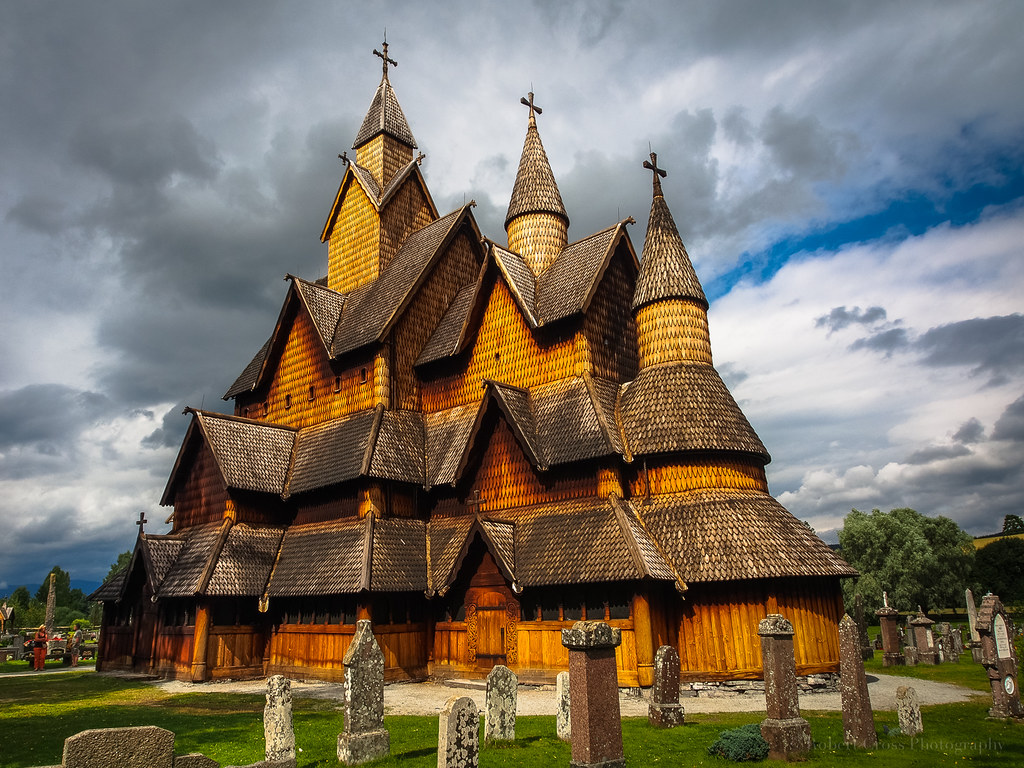 Image result for norway churches wooden churches