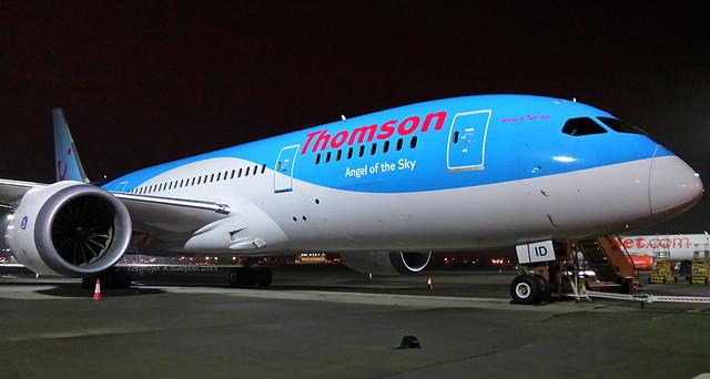 Thomson Airways - G-TUID - London Gatwick (EGKK/LGW)