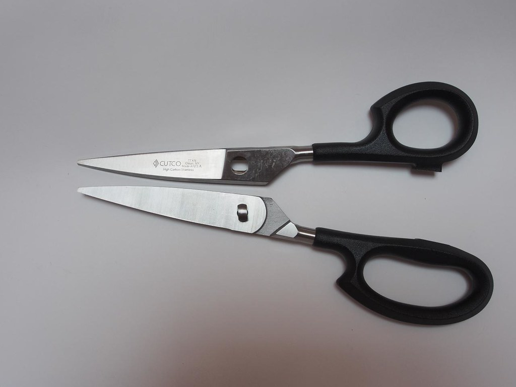 Cutco Super Shears Come Apart Note This Post Is Sponsored