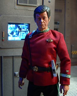 Dr Leonard McCoy   He arrived on New Year's Eve - my last to…   Flickr