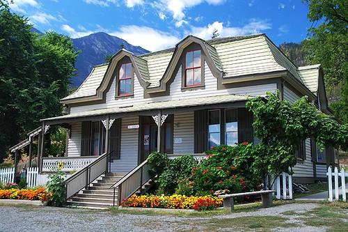 Miyazaki Heritage House, Lillooet, Gold Country, Cariboo, British Columbia