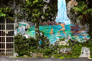 Ipoh Malaysia Street Art 2014 - Artist Eric Lai | by placestosee