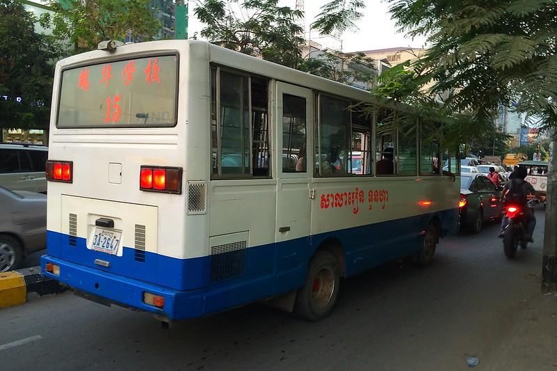 Public Transport Phnom Penh