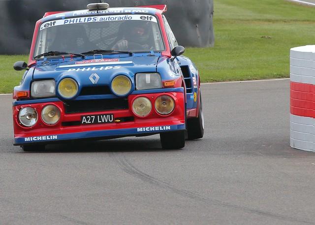 1984 Renault 5 Maxi Turbo