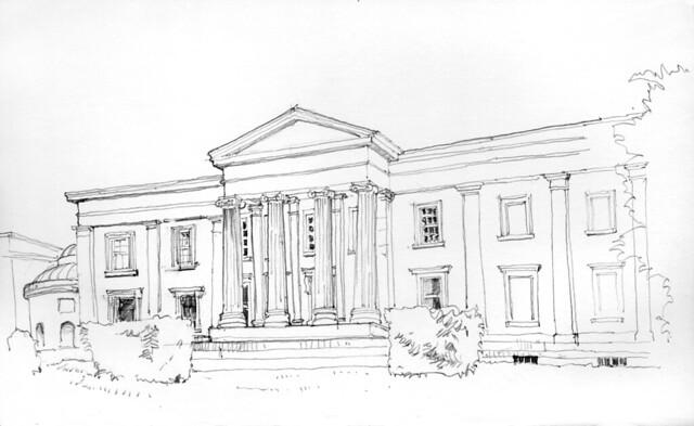 Thirlestaine House, Cheltenham college