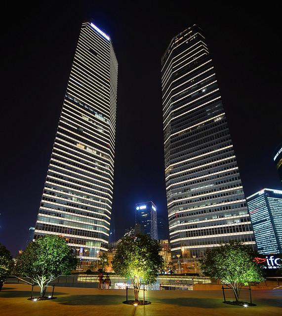 Shanghai - IFC