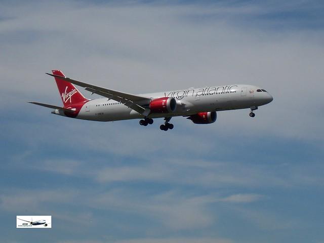 Virgin Atlantic | Boeing 787-9 | G-VNEW