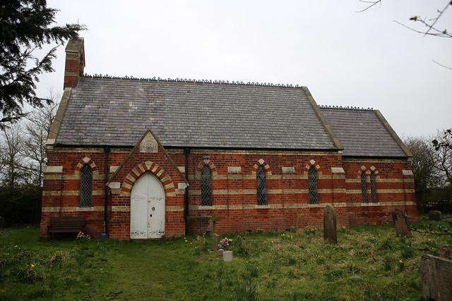 Kilnsea Church