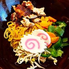 Chicken Teriyaki-Dried Ramen