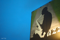 今宵のライブは by Noël Café