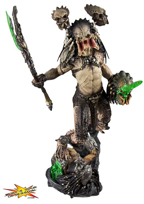 Sideshow Collectibles Bad Blood Predator statue - 2 | Flickr