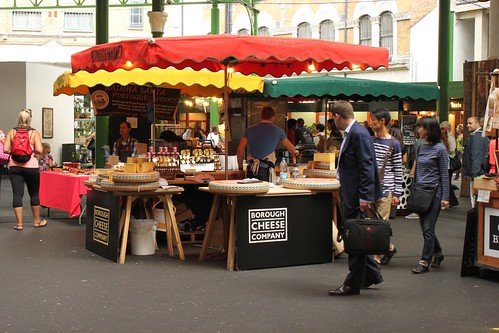 Borough Market   by vanessa lollipop