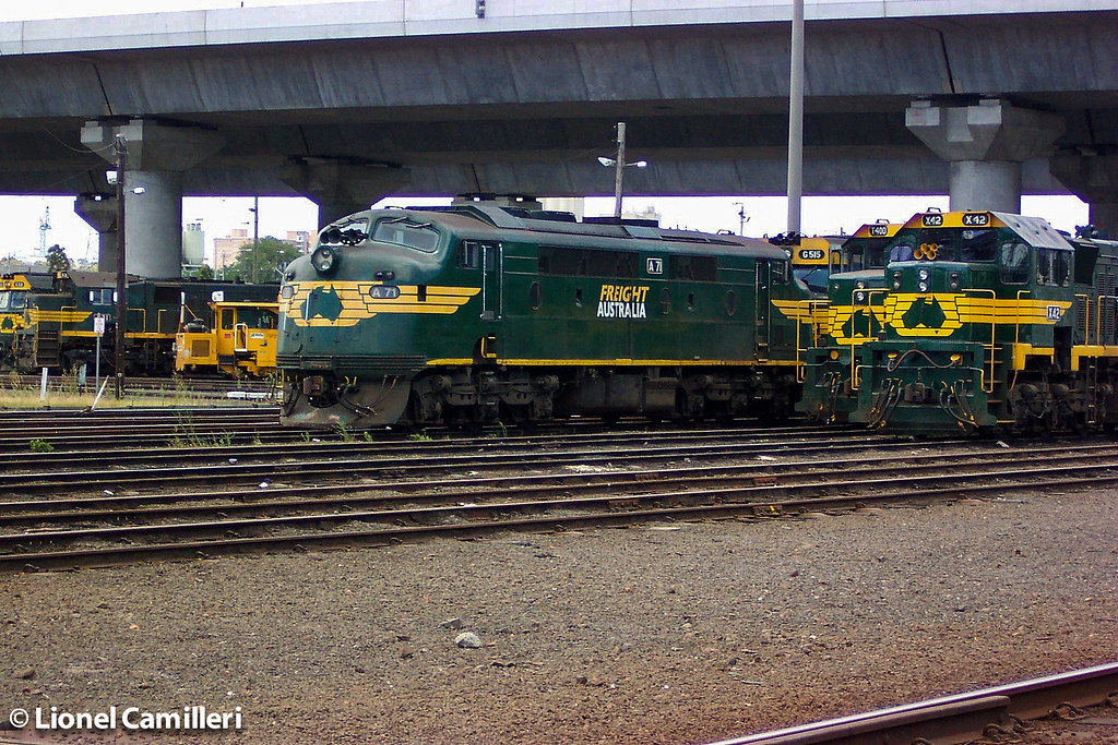 Freight Australia represent by LC501