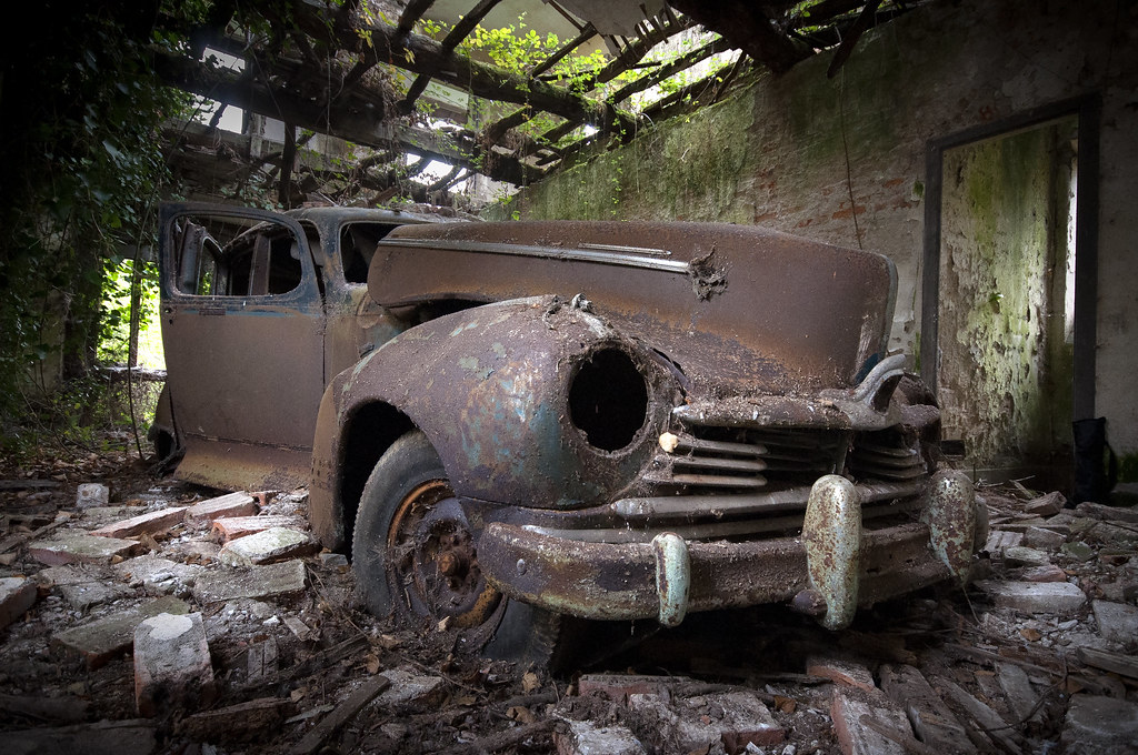 Hudson Abandonado II