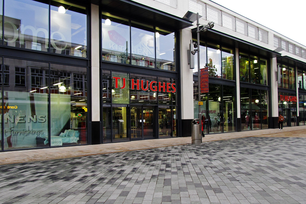 online store c04ac f39fb New TJ Hughes Department Store, Moor Market, Sheffield   Flickr