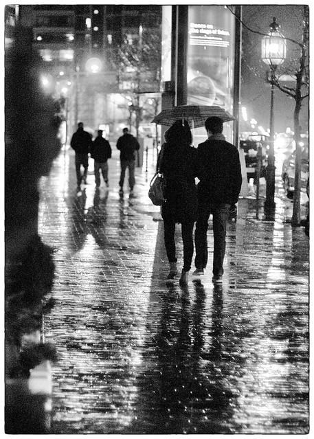 love a rainy night