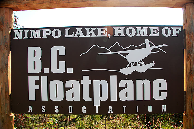Nimpo Lake, Chilcotin, British Columbia
