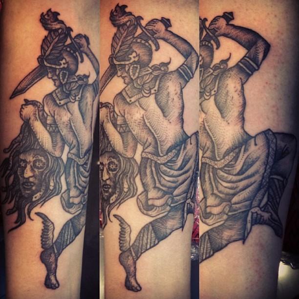 Perseus Perseus Greekmithology Mithology Medusa Ancientp