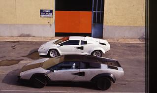 Marcello Gandini - Lamborghini Countach & Supercountach