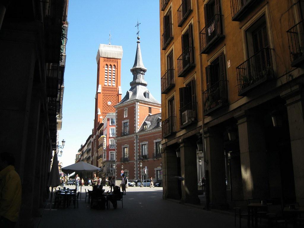 Plaza de la Provincia-Madrid (1)