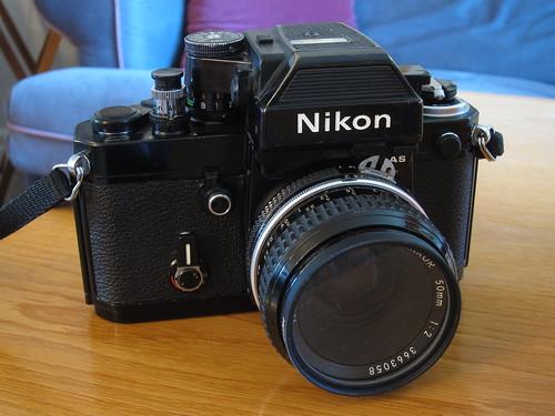 Nikon F2AS   by Jim Grey