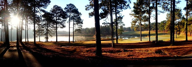 Golfing here!  :-)